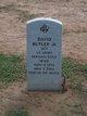 Sgt David Butler, Jr