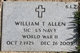 Profile photo:  William T. Allen