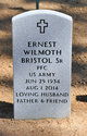 Profile photo:  Ernest Wilmoth Bristol, Sr