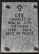 Profile photo:  Charles H. Lee