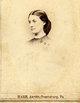 Lizzie <I>Cowan</I> Hazlett