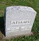 Josie <I>Richardson</I> Adams