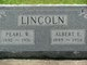Profile photo:  Albert E Lincoln