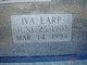 Nona Iva <I>Earp</I> Douglas