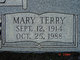 Mary Terry O'Neal
