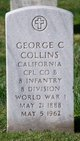 George Cleveland Collins
