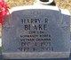 Harry Ross Blake, Jr