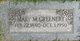Mary Mamie <I>Grubaugh</I> Greenert