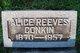 Profile photo:  Alice <I>Reeves</I> Conkin
