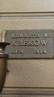 """Kenneth Ric """"Kenny"""" Krekow"""