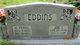 Profile photo:  Joe E. Eddins