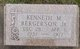 Kenneth M. Bergerson, Jr