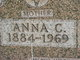 "Anna ""Annie"" <I>Saalman</I> Esarey"
