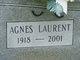Lieut Agnes <I>Laurent</I> Saalman