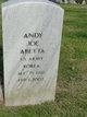 Profile photo:  Andy Abeyta