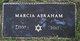 Marcia <I>Phillips</I> Abraham
