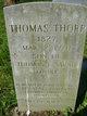 Thomas Thorp