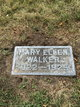 Profile photo:  Mary Ellen Walker