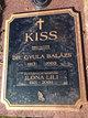 """Dr Gyula Balazs """"J.B."""" Kiss"""