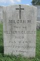 "Milcah ""Millie"" <I>Morgan</I> Lusby"