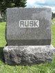 Profile photo:  Albert J Rusk