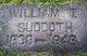 William Thomas Suddoth