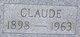 Claude L Clendening