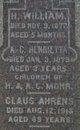Profile photo:  A. C. Henrietta Ahrens