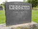Profile photo:  Minnie May <I>Ayer</I> Woodman