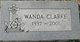 Wanda J. <I>Stramel</I> Clarke
