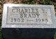 Charles Edward Brady