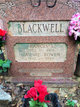 Mamie <I>Bowen</I> Blackwell