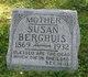 Susan <I>Bush</I> Berghuis
