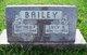 Profile photo:  Lucy Amelia <I>Bertschi</I> Bailey