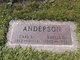 Carl Leland Anderson
