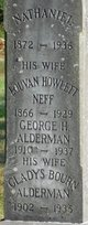 Gladys <I>Bourn</I> Alderman