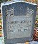 Profile photo:  Albert Milton Ashley