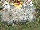 Bonnie Mae <I>Cress</I> Bouchard