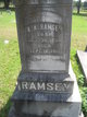 Profile photo:  A A Ramsey