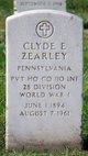 Profile photo:  Clyde E Zearley