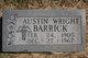 Profile photo:  Austin Barrick, Jr