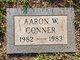 Aaron Wayne Conner