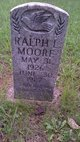 Ralph L Moore