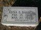 Profile photo:  Edna E. Barron