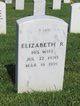 Elizabeth R Abeyta