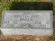 Rosetta Jane Baker