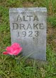 Profile photo:  Alta Drake