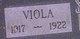 Viola Adams