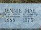 Jennie Mae Allen