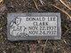 Donald Lee Clark
